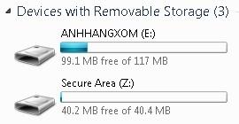 Wondershare USB Drive Encryption