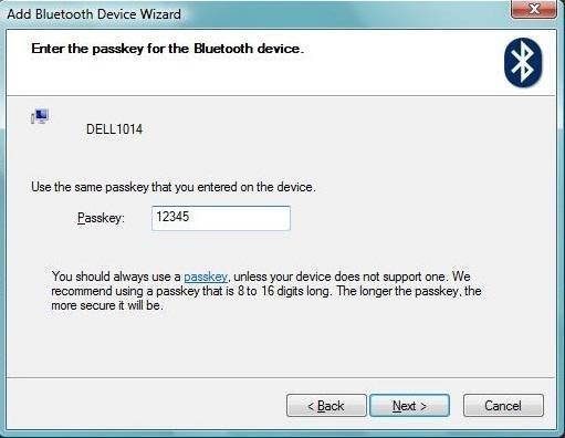 Bluetooth Scanner - Tim kiem va ket noi cac thiet bi Bluetooth