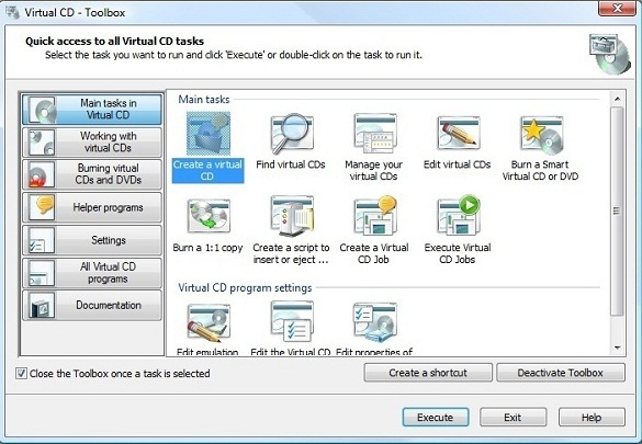VirtualCD 9 full license key