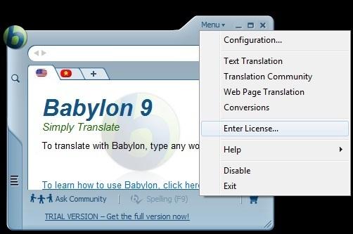 Babylon 9 - Key bản quyền 1 năm miễn phí