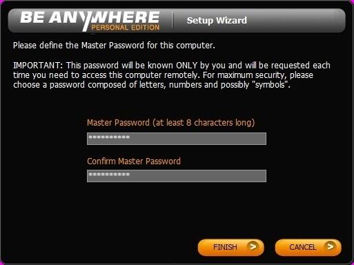 Panda Internet Security 2012 - BeAnywhere