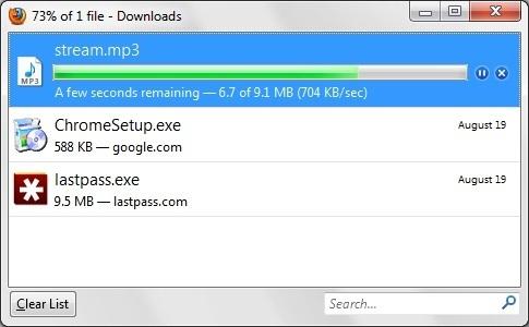 Google Music Downloader - Giúp tải nhạc từ Google Music