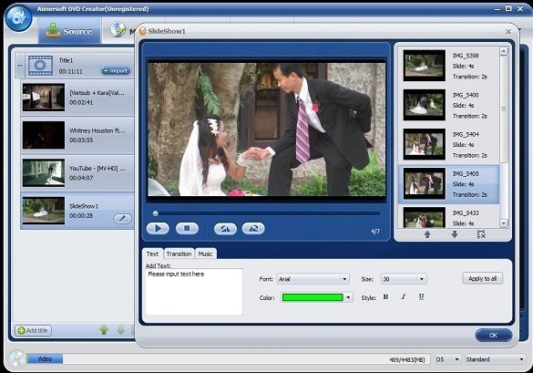 Aimersoft DVD Creator - Nhận key bản quyền miễn phí