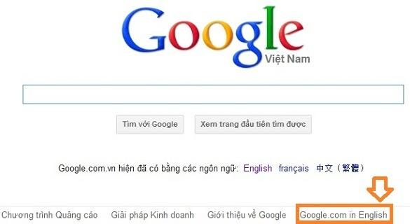 Làm sao truy cập...Google.com ?