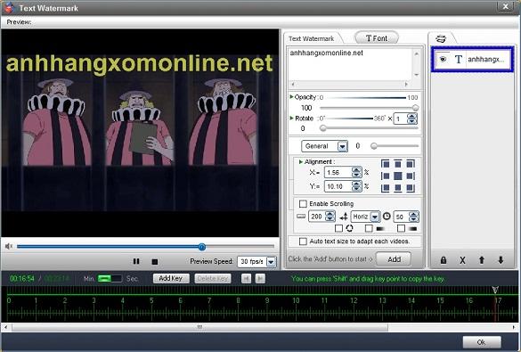 Video Watermark Pro - Nhận key bản quyền miễn phí