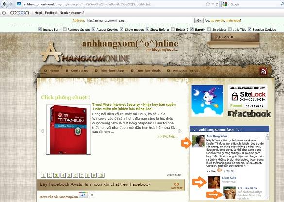 Tự tạo trang web proxy để truy cập Facebook và nhiều trang web khác