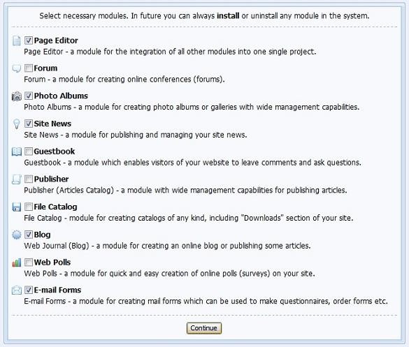 Ucoz - Dịch vụ tạo website chuyên nghiệp và miễn phí