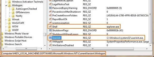 Xử lý lỗi Windows tự động Log Off khi vừa mới Log On