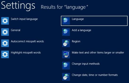 Việt hóa Windows 8