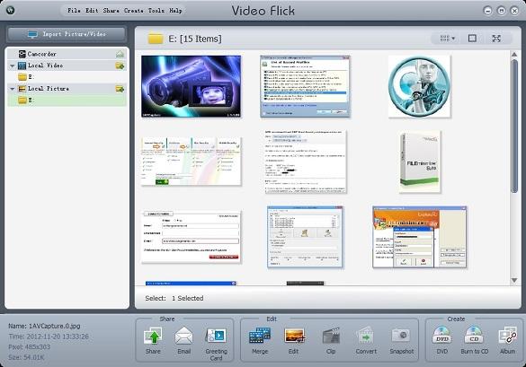 Blaze VideoFlick - Nhận key bản quyền miễn phí
