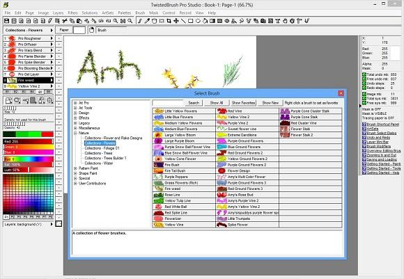 TwistedBrush Pro Studio 17 - Nhận key bản quyền miễn phí