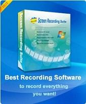 Screen Recording Suite 2.5.3 - Nhận key bản quyền miễn phí phần mềm quay phim desktop
