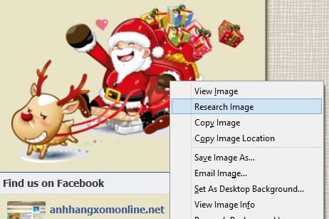 Fast Image Research - Tìm hình tương tự trên Internet