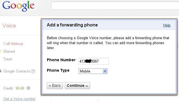 Dễ dàng có được số Google Voice với textPlus