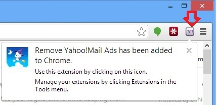 Remove Yahoo!Mail Ads - Plugin gỡ bỏ quảng cáo Yahoo!Mail made in...tự tui