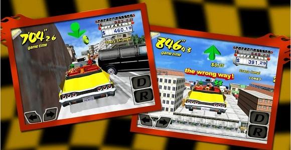 Crazy Taxi by SEGA - Tải ngay Taxi điên dành cho iOS và Android