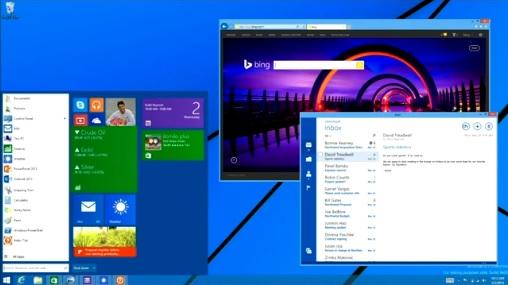 Nút Start Menu sẽ trở lại trong Windows 8.1