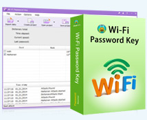 Wi-Fi Password Key