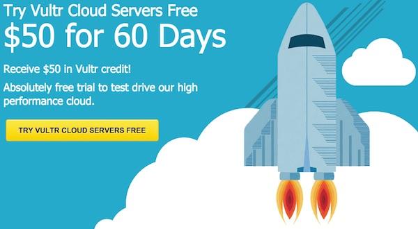 Server ảo Vultr