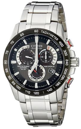 Citizen AT4008-51E Perpetual Chrono A-T Watch