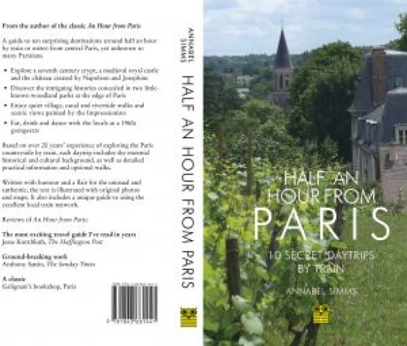 Half An Hour From Paris cover