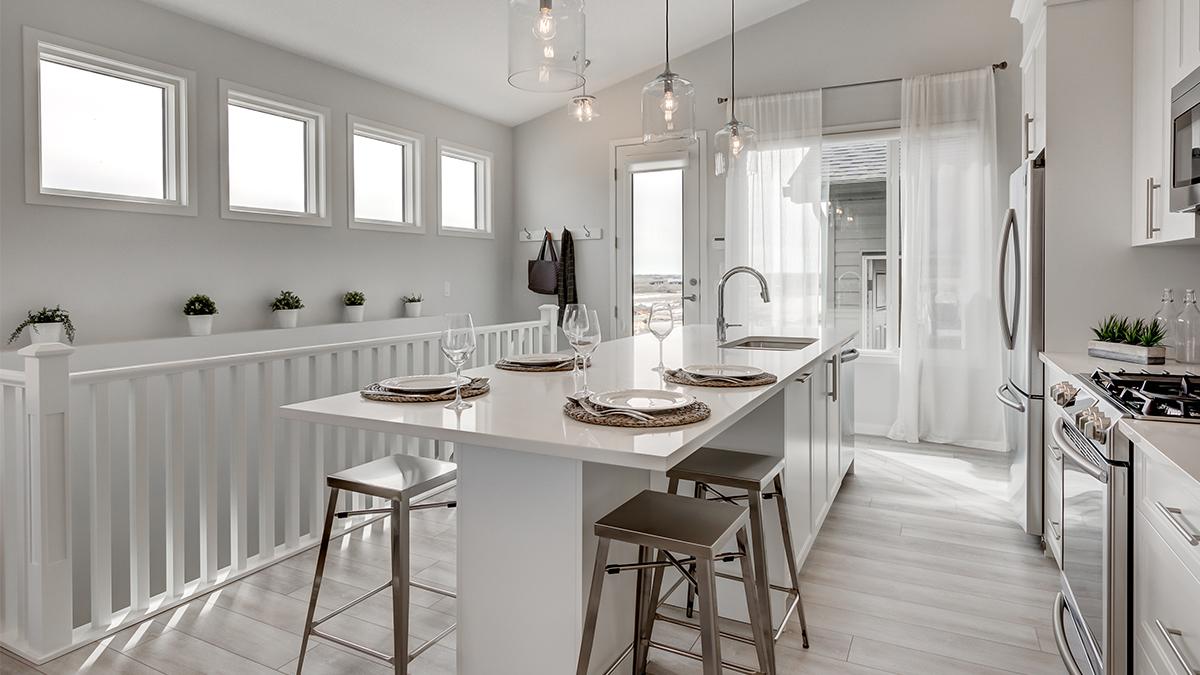 Cedarglens Homes Interior Kitchen - M Series 2020