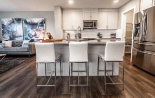 Bedrock Home's Creakwood Phoenix II Kitchen