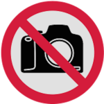 No-Photography-Sign