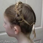 Tudor hair