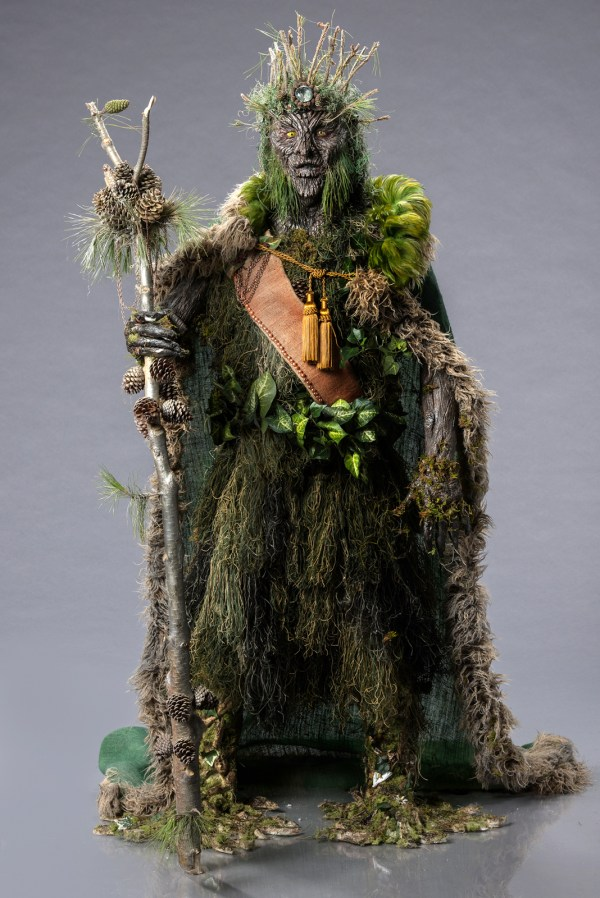Face Season 4 Goblin King