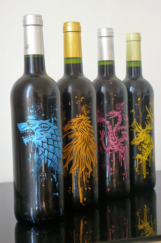 Game of Thrones Wine Set  Ani  Izzy