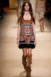 etro summer spring native american inspired week runway aztec rtw clothes outfits dress ethnic chic milan looks collection cute 70s