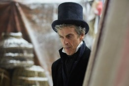 Doctor Who S10 - TX: 29/04/2017 - Episode: Thin Ice (No. 3) - Picture Shows: The Doctor (PETER CAPALDI) - (C) BBC - Photographer: Simon Ridgway