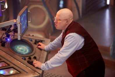 Programme Name: Doctor Who S10 - TX: 15/04/2017 - Episode: n/a (No. 1) - Picture Shows: Nardole (MATT LUCAS) - (C) BBC - Photographer: Simon Ridgway