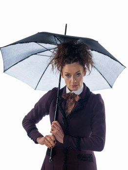 Doctor Who S10 - TX: 20/05/2017 - Episode: Extremis (No. 6) - Picture Shows: Missy (MICHELLE GOMEZ) - (C) BBC/BBC Worldwide - Photographer: Simon Ridgway