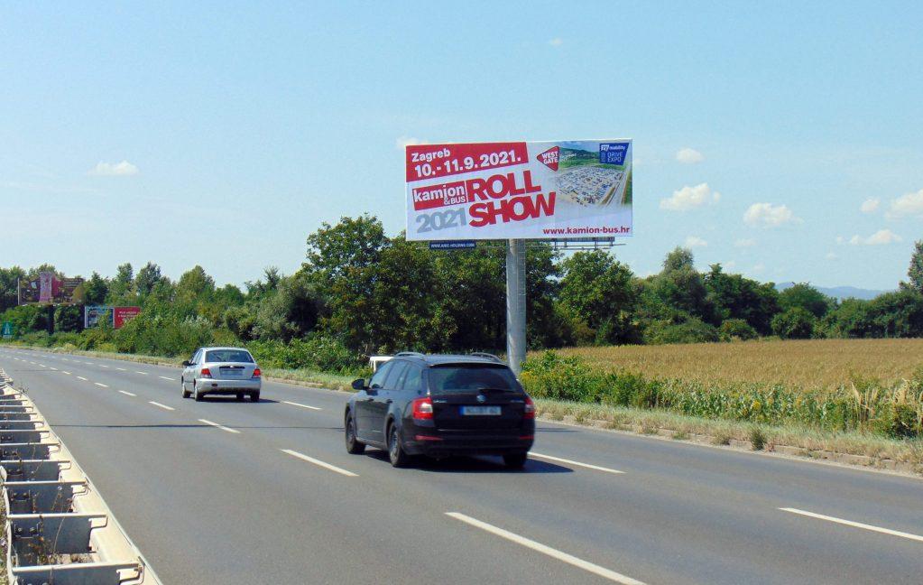 ZAGREB, JADRANSKA AVENIJA 4 – IZLAZ IZ GRADA