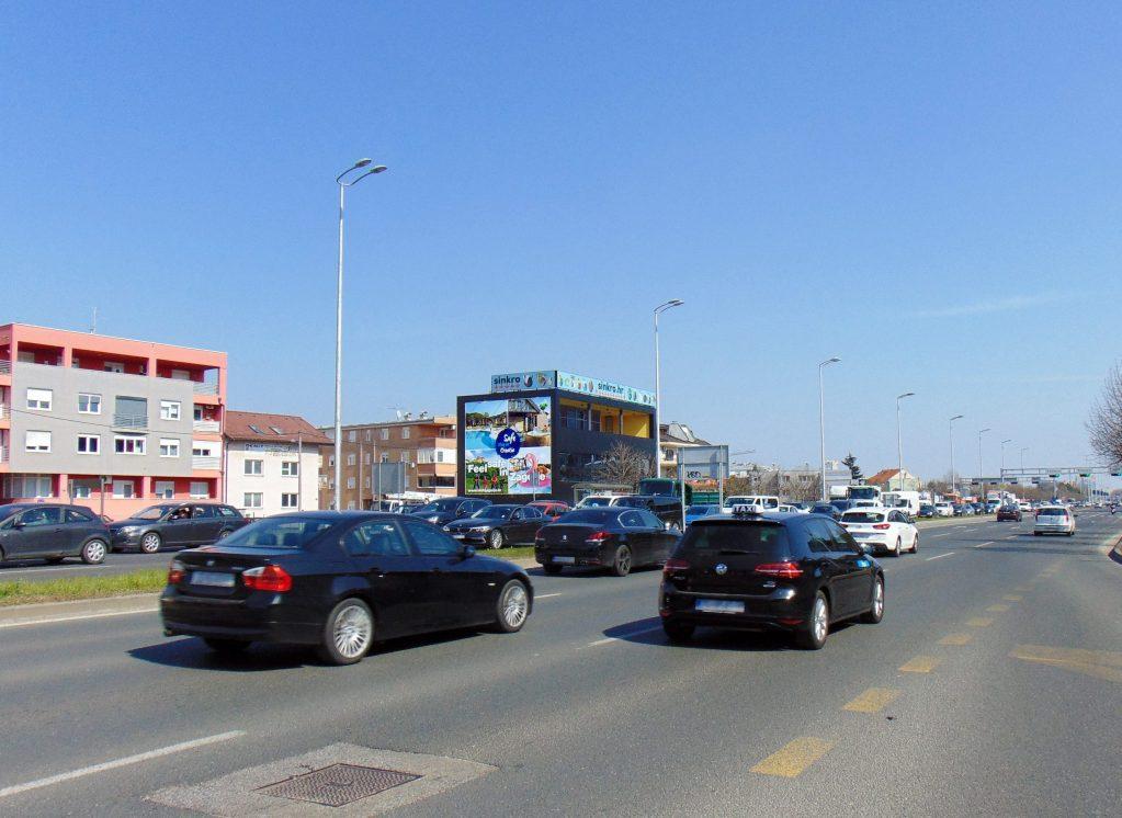 ZAGREB, ZAGREBAČKA AVENIJA – ULAZ U GRAD