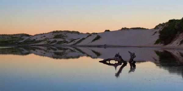 Reflections at Lake Conjola