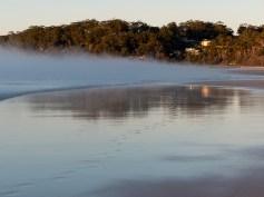 Steamy Sunrise at Narrawallee Beach-6