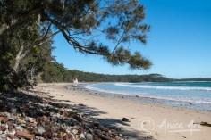 Pylons Beach at Bendalong