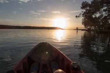 Peaceful dawn at Lake Conjola-8