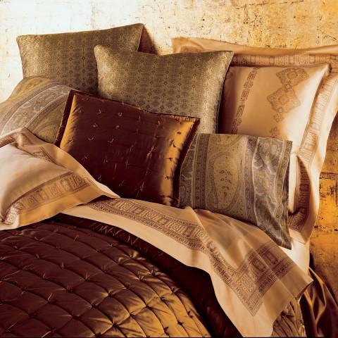 ANICHINI Luxury Italian Jacquard Sheeting  Persia Sheeting