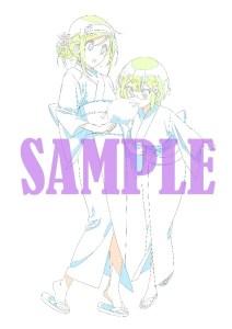 アニメ『ぼくたちは勉強ができない』Blu-ray&DVD店舗別オリジナル特典イラストラフ:Amazon