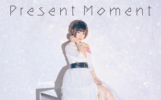 富田美憂ソロデビューシングル「Present Moment」発売日・リリイベ情報!ジャケ写公開!