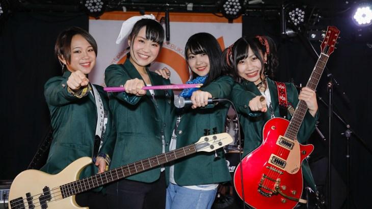 『ガールズフィスト!!!!』新曲「退屈な日々」PVフル公開!企画盤CD第3弾1/15発売!