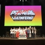 イベント「プロメア LIVE INFERNO」公式レポート!4000人超のファンが大熱狂!【画像】
