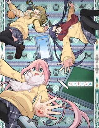 アニメ『へやキャン△』Blu-ray&DVD発売決定!イベント申込券や新アニメなど豪華特典付き!