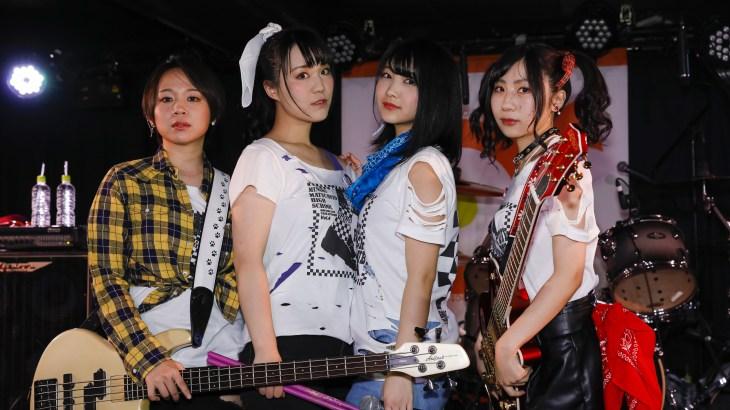 『ガールズフィスト!!!!』の公開練習が、12日夜に秋葉原で開催!ライブハウスのイベント出演も続々決定!!