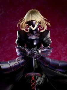 劇場版 Fate/stay night [Heaven's Feel]より漆黒の鎧に身を包んだ『セイバーオルタ』 1/7スケールフィギュアが現出