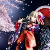 劇場版 Fate/stay night[HF]セイバーオルタ着物Ver.フィギュア登場!画像多数到着!こだわりポイントとは?
